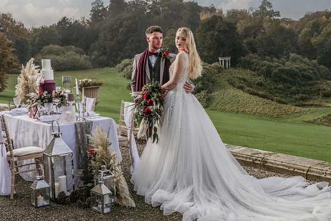 Your Ceremony is now Possible in our Gardens & Grounds