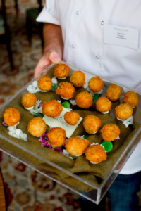 Coe Catering Canapes